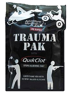 Adventure Medical Kits 20640292 Sportsman Trauma Pak Kit Medical Black/White