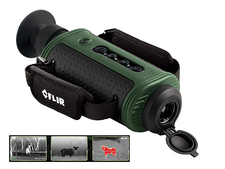 FLIR TS24 SCOUT 240X180 THERMAL NV 4AA