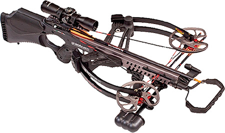Barnett Crossbows 17450 Vengeance Crank Cocking Device Black