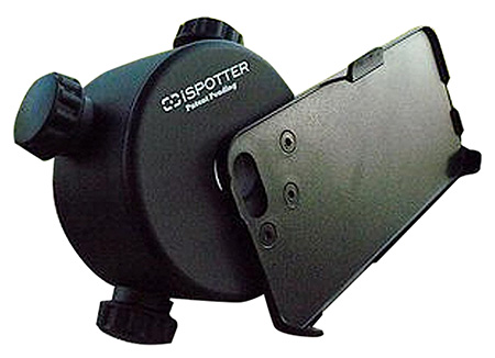 iScope LLC IS9936 iSpotter Spotting Scope 60mm Diameter Black