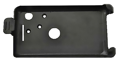 iScope LLC IS9955 Back Plate Adapter 60mm Diameter Black Android II