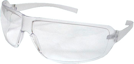 3M Peltor 97021 Shooting Safety Glasses Black Frame/Clear Lens 99.9%UV