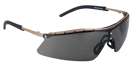 3M Peltor 97099 Metaliks Plus Safety Glasses Gray Syn Temples ANSI  Z89.1