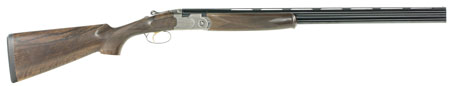 Beretta J6863K6 686 Silver Pigeon Over/Under 20 Gauge 26″ 3″ Black Walnut Finish