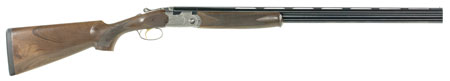 Beretta J6863K8 686 Silver Pigeon Over/Under 20 Gauge 28″ 3″ Black Walnut Finish