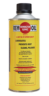 Remington Accessories 18002 100th Anniversary Replica 16oz Rem Oil Pint Can