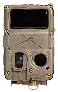 Cuddeback 1255 Black Flash Video Camera 20 MP Brown