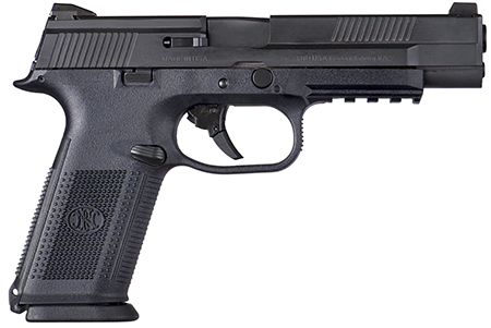 FN Herstal FNS-40L Long Slide Pistol .40 SW 5in 14rd Black 66729