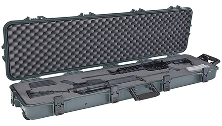 Plano 108195 All Weather Bone Collector 2 Scoped Rifle/Shotgun Textured Lockable