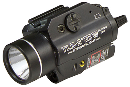 STL 69165  TLR2 TAC LIGHT W/IRW LASER