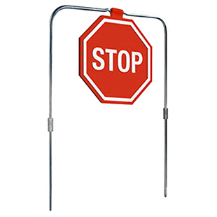 Do All Traps ISTOP1 Impact Seal Self-Healing Spinning Stop Sign Target