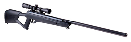 Benjamin BN22XN NP Limited Air Rifle Break Open .22 Pellet Black w/ Scope