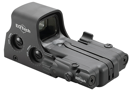 Eotech 552LBC2 552  w/LBC2 1x 30x23mm Obj Unlimited Eye Relief 1 MOA Black
