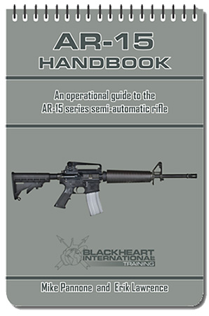 Blackheart BH012009 AR Series Rifles Handbook and Training Guide Book
