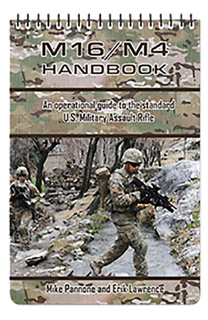 Blackheart BH012003 M16/M4 Series Rifles Handbook and Training Guide Book
