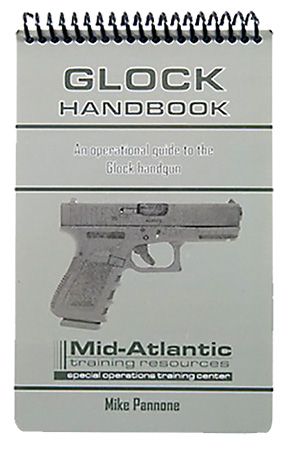 Blackheart BH012005 For Glock Handbook and Training Guide Book