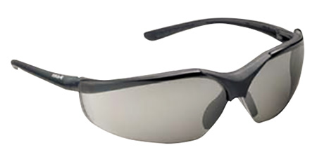 Elvex Corp RSG12G Acer Safety Glasses Gray Bag Packaging