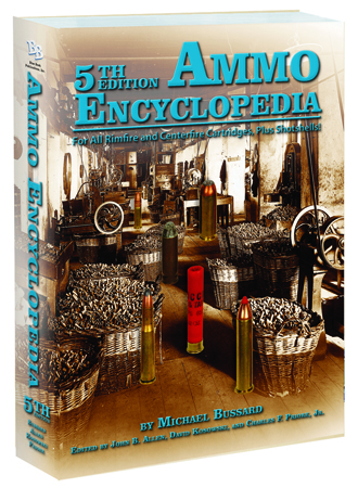 BLUE AMMOE5 5TH  ED AMMO ENCYCLOPEDIA